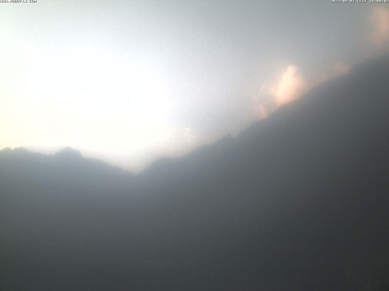 webcam - vista dal campanile di Baceno